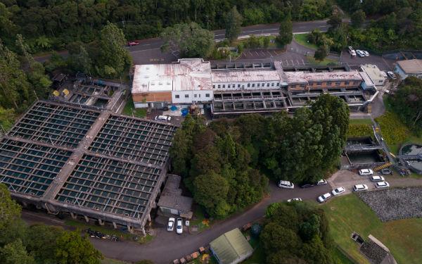 Huia water treatment plant replacement - Manuka Road, Waima