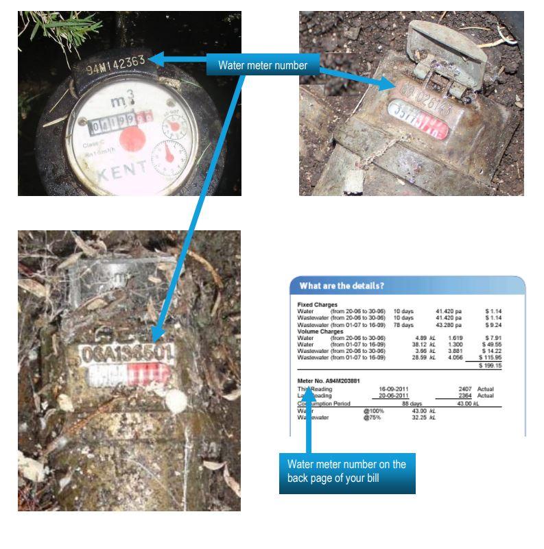 Watercare - Water meters