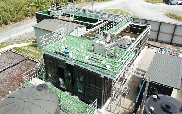 Our Warkworth Wastewater Treatment Plant expands to cater for growth