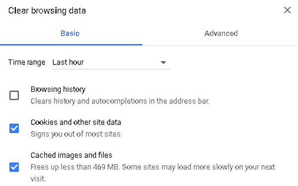 Having trouble logging in? Clearing your cache may help – here's how to do it
