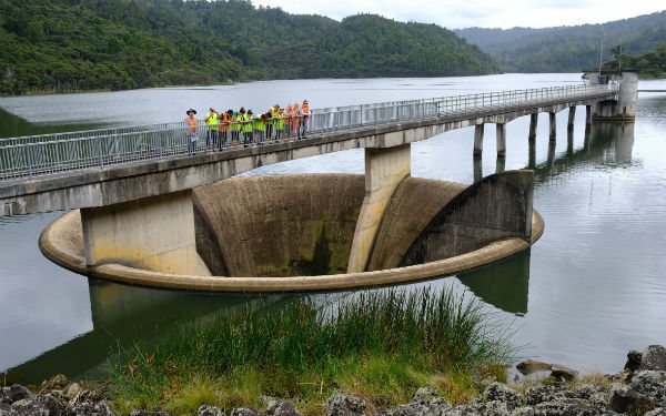 Lower Huia Dam open day a hit with visitors