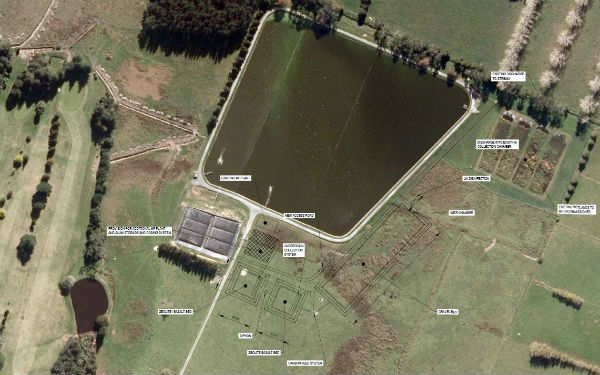 Wellsford Wastewater Treatment Plant upgrade