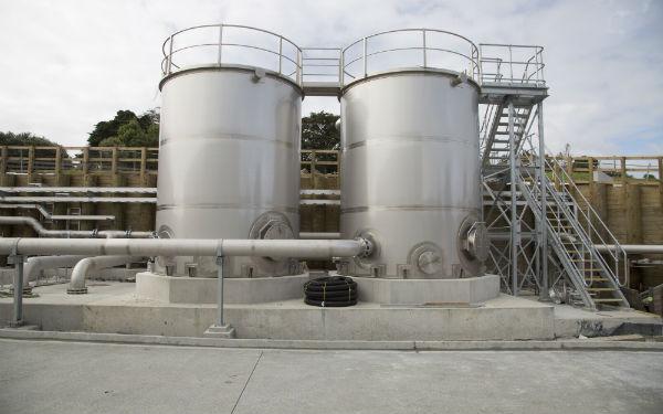 Warkworth Water Treatment Plant